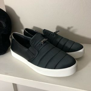 Cole Haan grand pro puffer slip on sneakers 10B